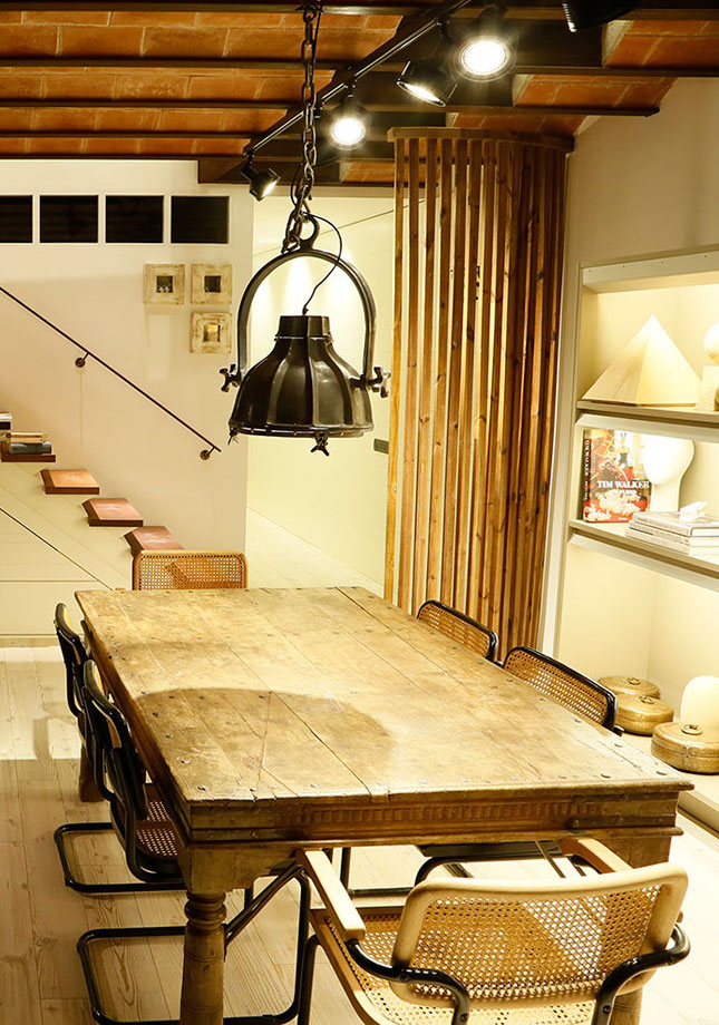 Comder Dinning Room Residencia de Barcelona